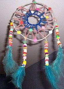 Maak op je kinderfeestje dromenvangers met Suus kinderfeestjes Craft Activities For Kids, Diy Crafts For Kids, Arts And Crafts, Cowboy Birthday Party, Thanksgiving Crafts, Creative Kids, Diy Projects To Try, String Art, Crafty
