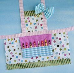Free pattern: Child-sized apron В· Sewing   CraftGossip.com