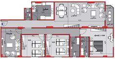شقة للبيع ,مدينة الشروق 209 م ,قطعة 65 - الحى الرابع - المنطقة الرابعة - مدينة الشروق / دار للتنمية وادارة المشروعات - كلمنا على 16045
