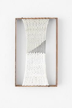 Stefanie Fuoco Rectangle Weaving - Urban Outfitters
