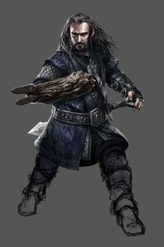 The Hobbit: Armies of the Third Age. Thorin