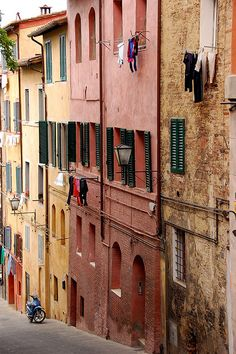 Siena, Italy. I loved this city and hope to go back one day!