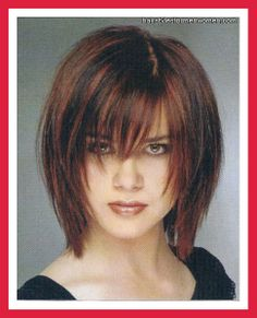 Medium Hair Cuts For Women | Choppy Hairstyles 2012 for Men and Women