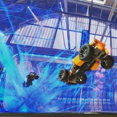 #rocketleague free 'rumble mode' is out now! There's tonnes of extras! Well worth a look if you're looking to power up your game!  If you're looking for a decent PC to play Rocket League check the link in my bio.  It will take you to the #blog where I recently posted a couple of excellent #Amd RX 460 #pc builds.  #share #like #follow #PC #gaming #Pcgaming #gamingpc #hardware #pcmasterrace #doubletap #games #online #multiplayer #share4share #like4like