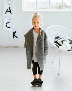 Girl's Coat 11/2017
