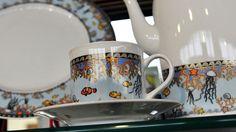 Porcelán z podnikové vzorkovny Thun