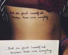 Taylor Swift Lyric Tattoo Clean 1989