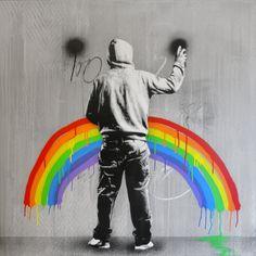 Martin Whatson Stencil Graffiti, Easy Graffiti Drawings, Stencil Art, Street Art Graffiti, Stencils, Art Deco Paintings, Dot Art Painting, Art Deco Clothing, Pop Art Party