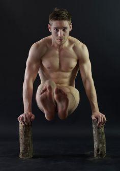 Nude Male Gymnasts 50