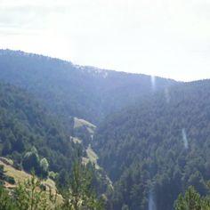 Carretera de la Peguera, Sant Julìa de Lòria, Andorra