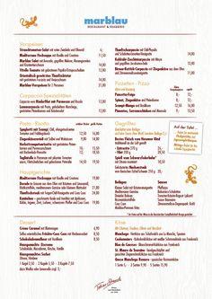 Marblau - Restaurant & Brasserie - Home