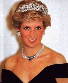 009 Princess Diana Necklaces Collections