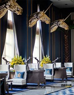 High end fine dining experiences all around the world with astonishing and unique interior. Hospitality Design HOSPITALITY DESIGN | IN.PINTEREST.COM FASHION EDUCRATSWEB