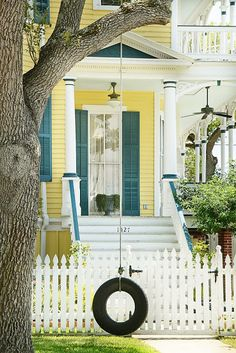 Southern Charm: I want a tire swing!