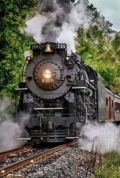 We ought to go back to steam engines.