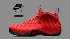 new product f0f91 3550e Nike Air Foamposite Diablo Foam Posites, Street Outfit, Cleats, Shoes  Sneakers, Nike