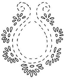 ovale fleuril