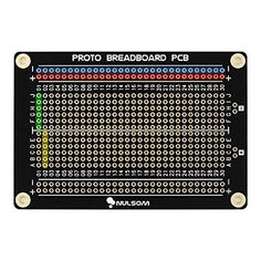 Half size - #raspberry pi #proto #breadboard pcb for model zero/2b/b+/a+/b/a with,  View more on the LINK: 	http://www.zeppy.io/product/gb/2/141891060258/