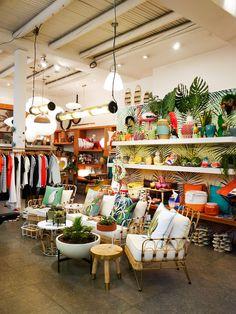 Shopping déco : Home Autour du Monde - Bensimon - Lili in wonderland