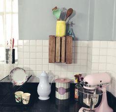 Um pouco da minha cozinha :)