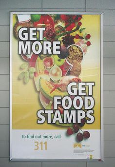 Food stamps do more than feed the needy-- they also boost a struggling economy. Food Policy, Government Spending, Welfare State, Food Stamps, Sociology, How To Find Out, Sign, Teaching, Board