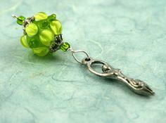 Blessingway bead - Spring Goddess