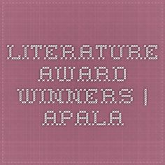 Literature Award Winners | APALA (Asian Pacific American Librarians Association)