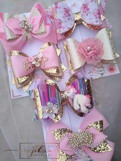 Diy Bow, Diy Ribbon, Ribbon Hair, Handmade Hair Bows, Diy Hair Bows, Fancy Bows, Diy Fashion Hacks, Bow Template, Boutique Bows