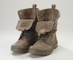Neil Barrett + Palladium Boots