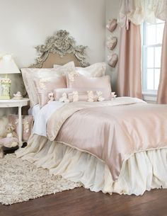 glenna jean ribbons and roses bedding
