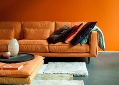 Shop the Pleasure Sofa and more contemporary furniture designs by Linteloo at Haute Living. Sofa Furniture, Furniture Design, Coffee Colour, Daybed, Decoration, Contemporary Furniture, Color Inspiration, Sofas, Relax