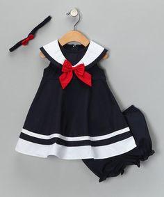 Love baby sailor wear...so sweet!