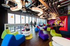 camenzind evolution's google office flourishes in dublin