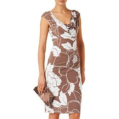 Buy Phase Eight Juliene Dress, Praline/Cream from our Women's Dresses Offers range at John Lewis & Partners. Pralines And Cream, Dresses For The Races, Phase Eight Dresses, Latest Fashion For Women, Womens Fashion, Summer Dresses, Formal Dresses, Women's Dresses, Party Dresses
