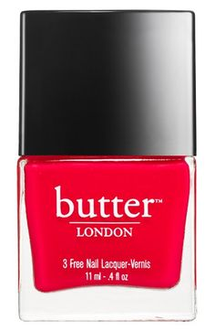 butter LONDON 'Ladybird' Nail Lacquer | Nordstrom
