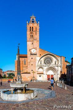 Les 10 lieux incontournables à Toulouse
