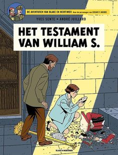 Blake & Mortimer 24 – Het testament van William S.