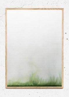 Pure Green er designet af Trine Holbaek - Just Spotted