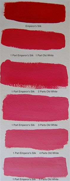 Shades of Amber: Chalk Paint Color Theory - Emperor's Silk
