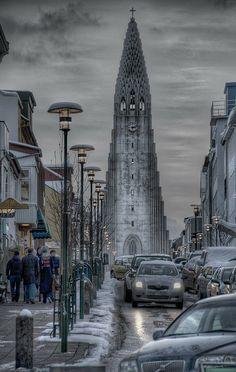 Dreaming Iceland ... Gothic Church