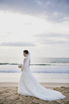 Natai Beach, Thailand Destination Wedding  Read more - http://www.stylemepretty.com/little-black-book-blog/2013/12/13/natai-beach-thailand-destination-wedding/