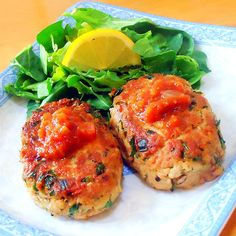 One Perfect Bite: Frugal Foodie Friday - Tuna Cakes