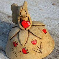 Hledání zboží: keramika / Zboží - Hobbies paining body for kids and adult Clay Projects, Clay Crafts, Diy And Crafts, Arts And Crafts, Ceramic Clay, Ceramic Pottery, Clay Angel, Pottery Angels, Kids Clay