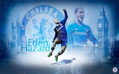 eden hazard 2014 wallpaper