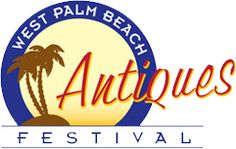 $1 OFF Admission to the West Palm Beach Antiques Festival, March 29-31st.