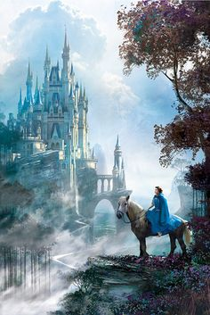 The kingdom of Tangled arrives at Walt Disney World's Fantasyland in the Magic Kingdom. Belle Disney World Magic Kingdom -- Jungle . Disney Magic, Disney Pixar, Film Disney, Disney And Dreamworks, Disney Love, Disney Art, Disney Stuff, Disney Canvas, Fantasy Castle