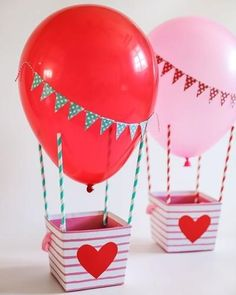 A collection of unique and cute valentines box ideas to make for class parties, home or fun. From a unicorn box to a robot box, there are fun box ideas for everyone. Valentine Boxes For School, Valentines For Kids, Valentine Day Crafts, Valentines Day Desserts, Valentine Day Box Ideas, Valentines Surprise For Him, Dinosaur Valentines, Valentines Gift Box, Unicorn Valentine