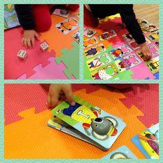 Jogos de tabuleiro para crianças Children boardgames