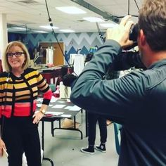 #OUTTAKE: Mrs. Foulger's interview with @fox10phoenix this morning about tonight's @evitfit #Design show at 6 p.m. To see the video go to the #EVIT Facebook page - facebook.com/evitnews. For tickets, call 480-461-4142. Tickets will be sold at the door whi