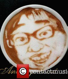 Latte Art http://www.contactmusic.com